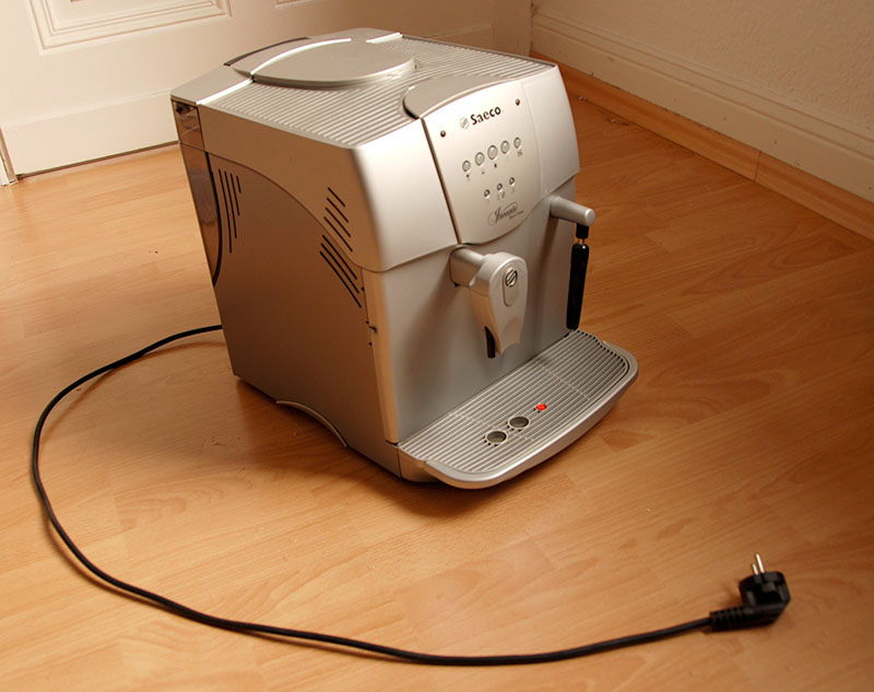 saeco incanto rapid steam espressomaschine f r bastler ebay. Black Bedroom Furniture Sets. Home Design Ideas